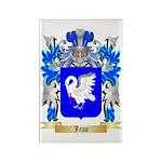 Japp Rectangle Magnet (100 pack)