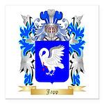 Japp Square Car Magnet 3