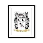 Jany Framed Panel Print