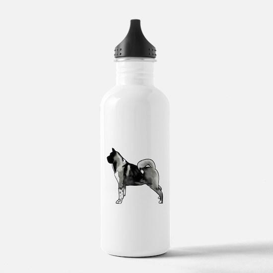 Akita Water Bottle