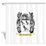 Janus Shower Curtain