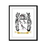 Jantz Framed Panel Print