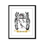 Janton Framed Panel Print
