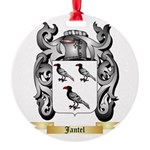 Jantel Round Ornament