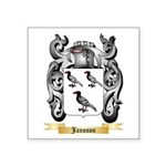 Jansson Square Sticker 3