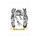 Jansson Sticker (Rectangle 50 pk)