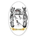 Jansson Sticker (Oval 50 pk)