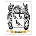 Jansson Small Poster