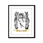 Janssens Framed Panel Print