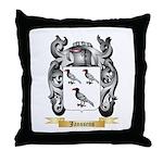 Janssens Throw Pillow