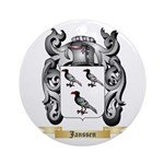 Janssen Ornament (Round)