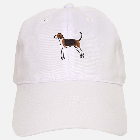 american foxhound Baseball Baseball Baseball Cap