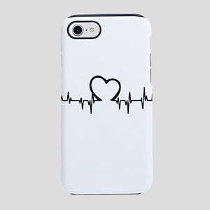 Heart Beat iPhone 7 Tough Case