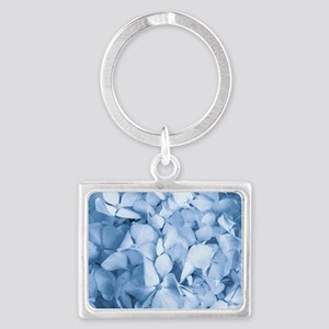 Hydrangea Flower Landscape Keychain