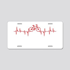 Cycle Aluminum License Plate