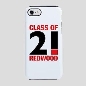 Redwood High School Class of 2 iPhone 7 Tough Case