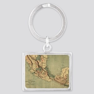 Mexico Central America Keychains