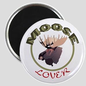 Moose Lover Magnets