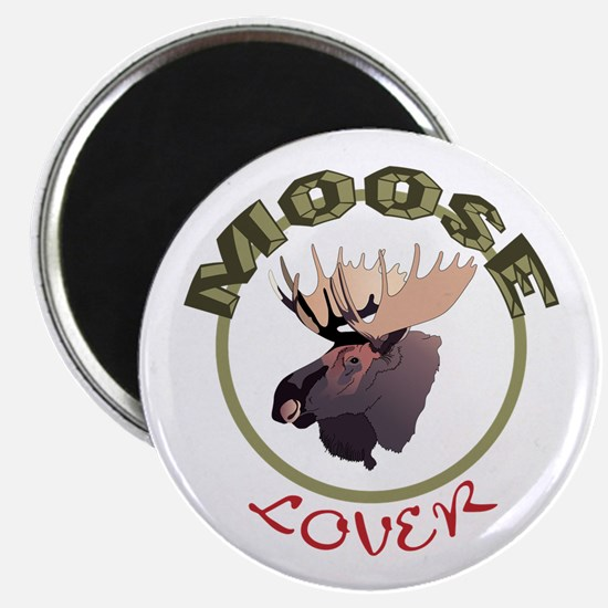 Moose Lover Magnets
