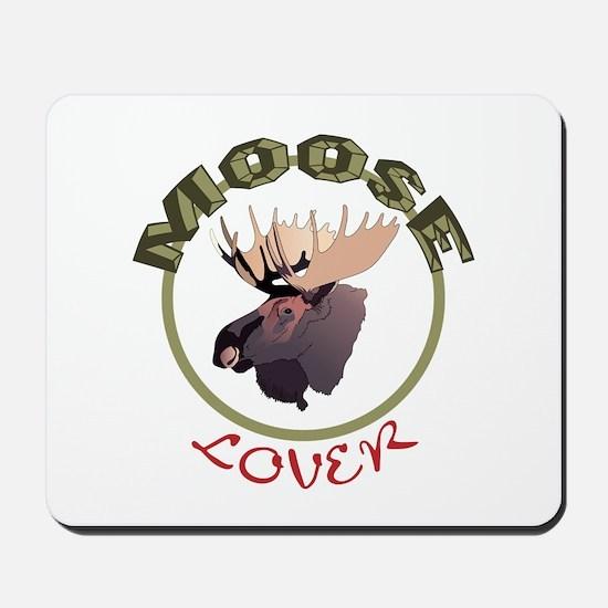 Moose Lover Mousepad