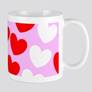 Menagerie of Hearts for Betsy Mugs