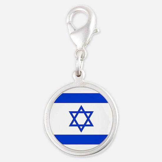 Israel flag Charms