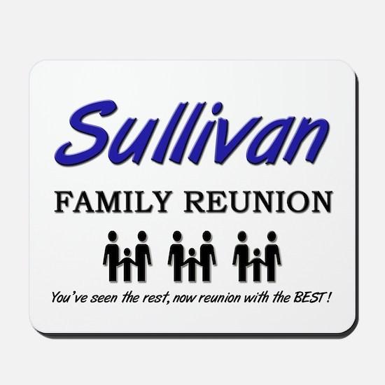 Sullivan Family Reunion Mousepad