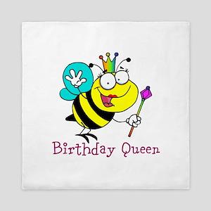 Birthday Queen Queen Duvet