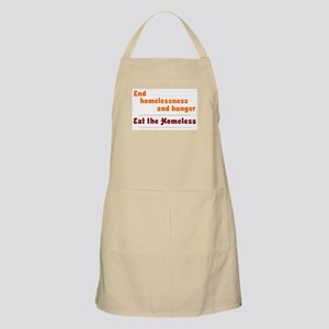 Eat the Homeless Apron