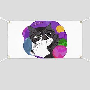 Mojo Kitty Banner