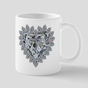 prickly heart Mug