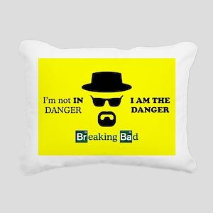 BREAKINGBAD THE DANGER Rectangular Canvas Pillow