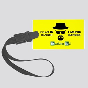 BREAKINGBAD THE DANGER Large Luggage Tag