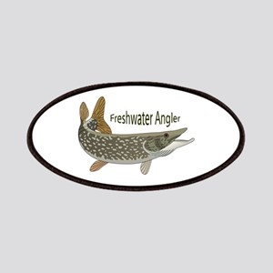 FRESHWATER ANGLER Patches