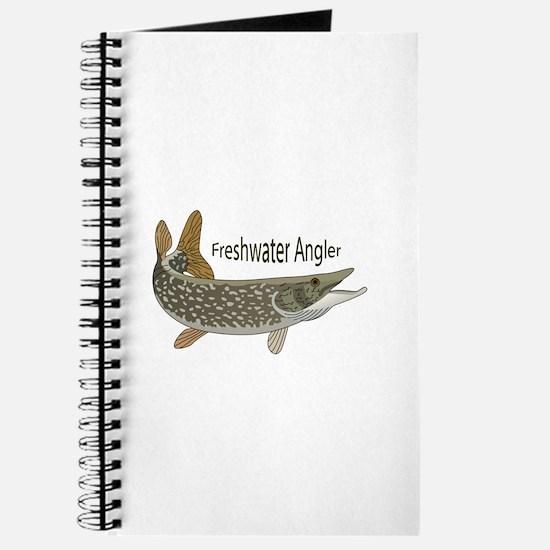 FRESHWATER ANGLER Journal