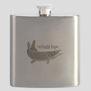 FRESHWATER ANGLER Flask