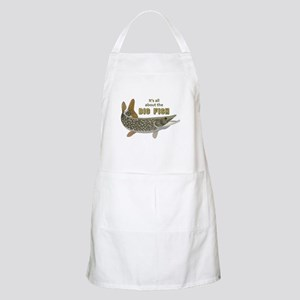 It's All About The Big Fish Apron