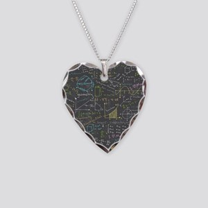 Math Lessons Necklace