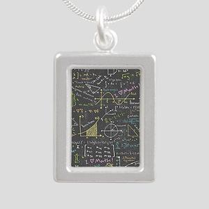 Math Lessons Necklaces