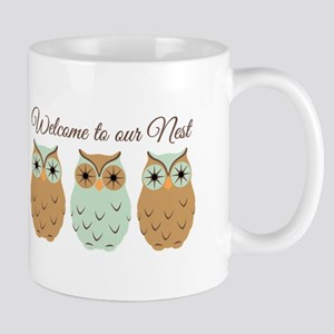Welcome Nest Mugs