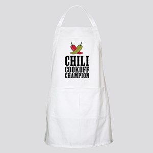 Chili Cookoff Champion Apron