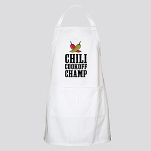 Chili Cookoff Champ Apron