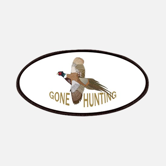 Gone Hunting Patches