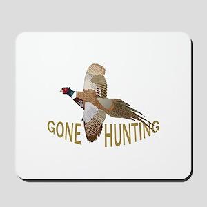 Gone Hunting Mousepad
