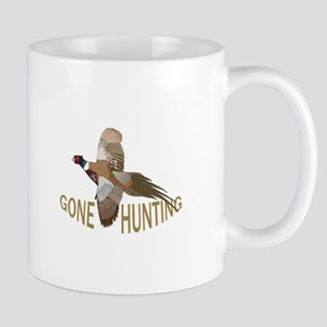 Gone Hunting Mugs