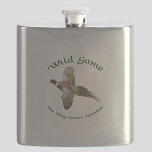 Wild Game Flask
