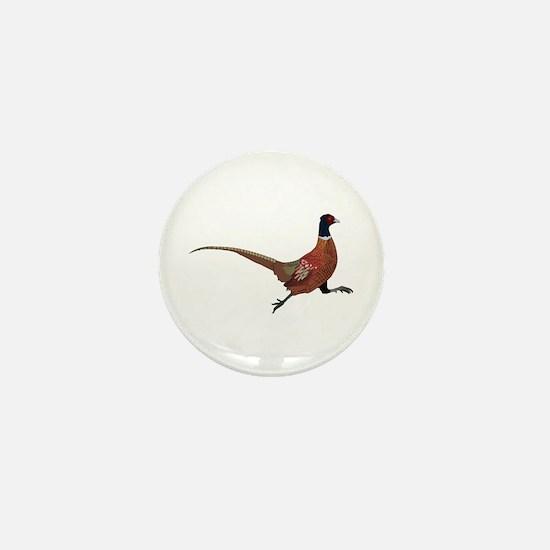 Pheasant Mini Button