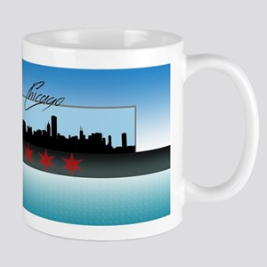 Chicago Skyline Mugs