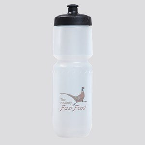 The Healthy Fast Food Sports Bottle