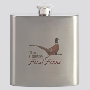 The Healthy Fast Food Flask